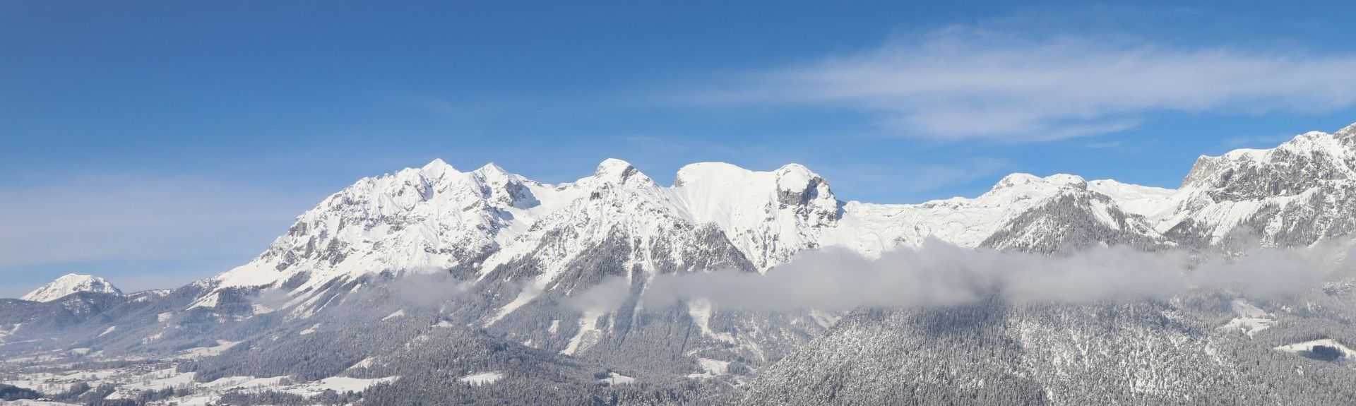 Rohrmoos-Untertal, Schladming, Styria, Austria