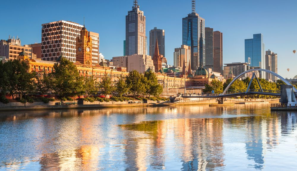 Melbourne City, VIC, Australia