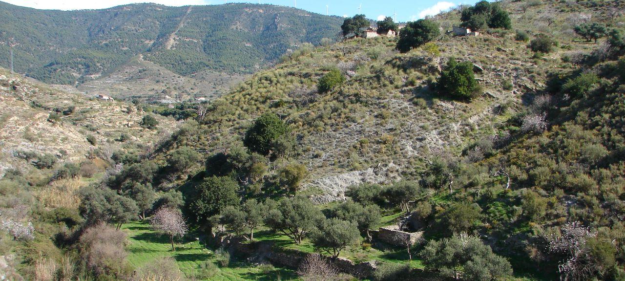 Polopos, Andalusië, Spanje