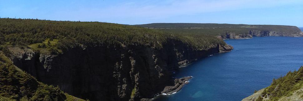 Topsail Beach Rotary Park, Conception Bay South, Newfoundland and Labrador, Canada