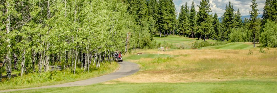Incline Village Championship Golf Course, Incline Village, Nevada, Yhdysvallat