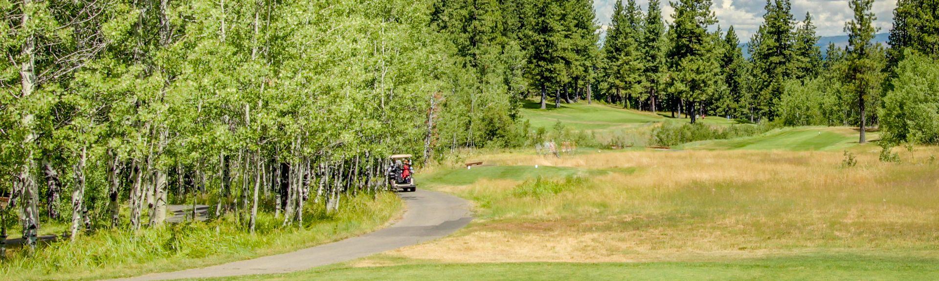 Incline Village Championship Golf Course, Incline Village, Nevada, États-Unis d'Amérique