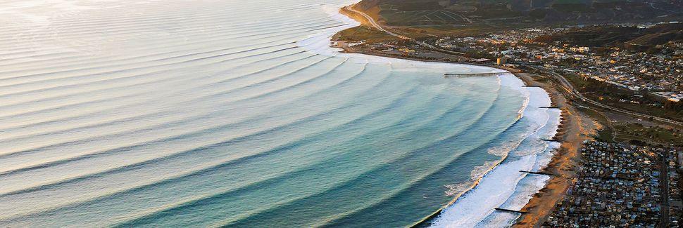 Faria Beach, Ventura, Califórnia, Estados Unidos