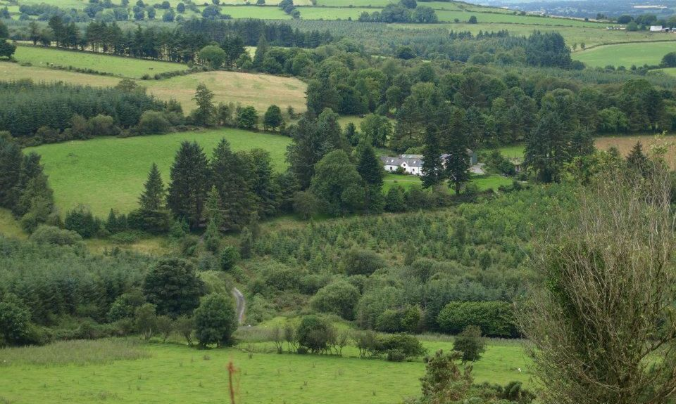 Tinahely, Co. Wicklow, Ireland