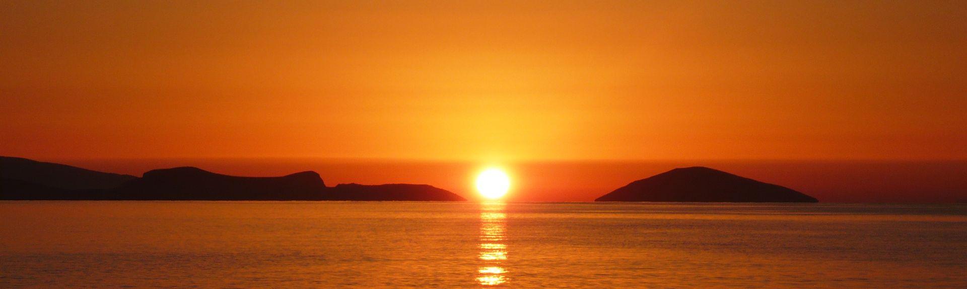 Koufonisia, Ägäische Inseln, Griechenland