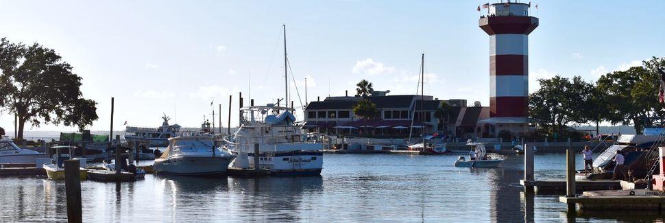 Harbour Town, Isla de Hilton Head, Carolina del Sur, Estados Unidos