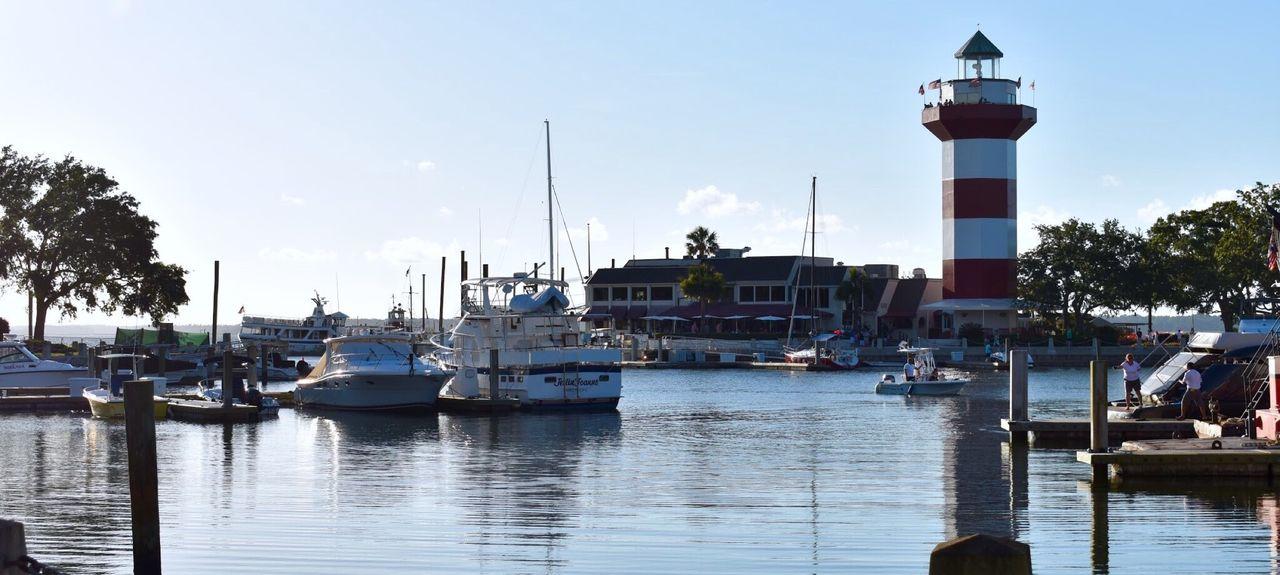 Harbour Town, Hilton Head Island, South Carolina, United States