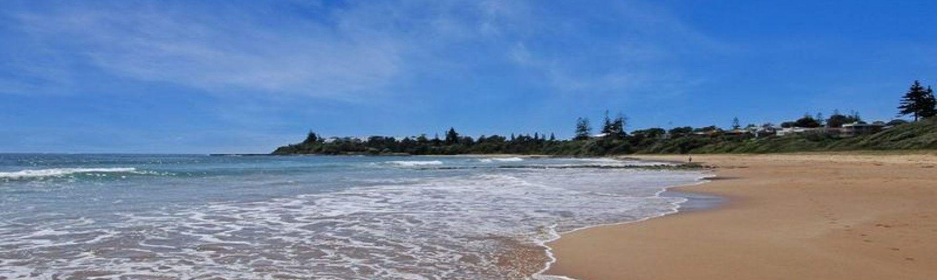 Plaża Callala, Nowa Południowa Walia, Australia