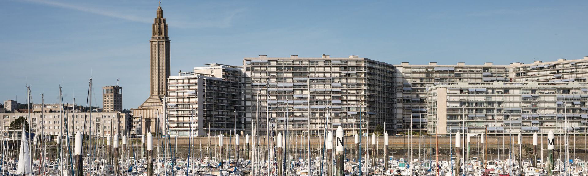Downtown, Le Havre, France