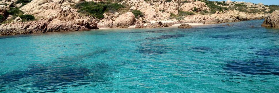 Praia de San Teodoro, San Teodoro, Sardenha, Itália