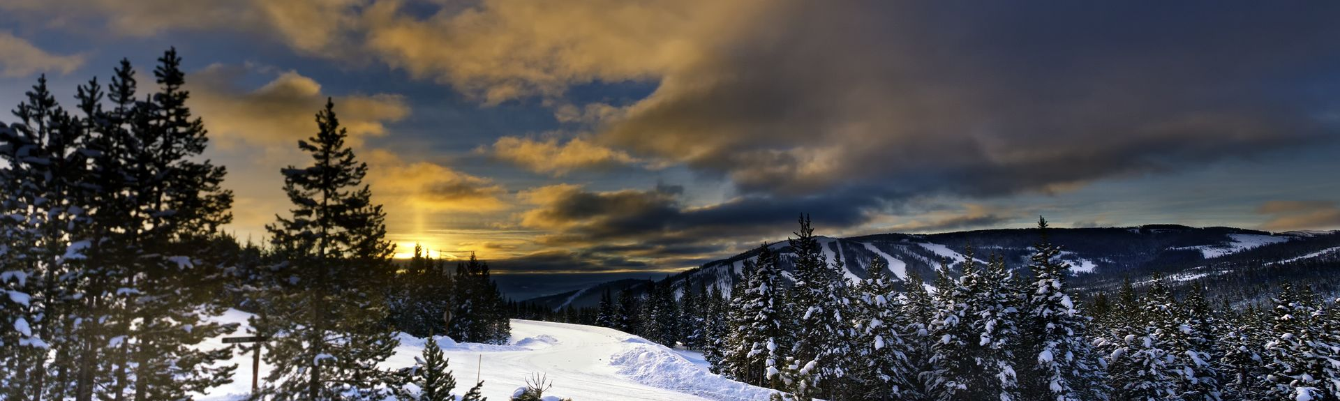 Big Sky Mountain Village, Big Sky, MT, USA