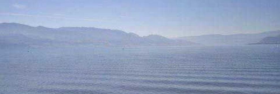 Sur de Pandosy, Kelowna, Columbia Británica, Canadá
