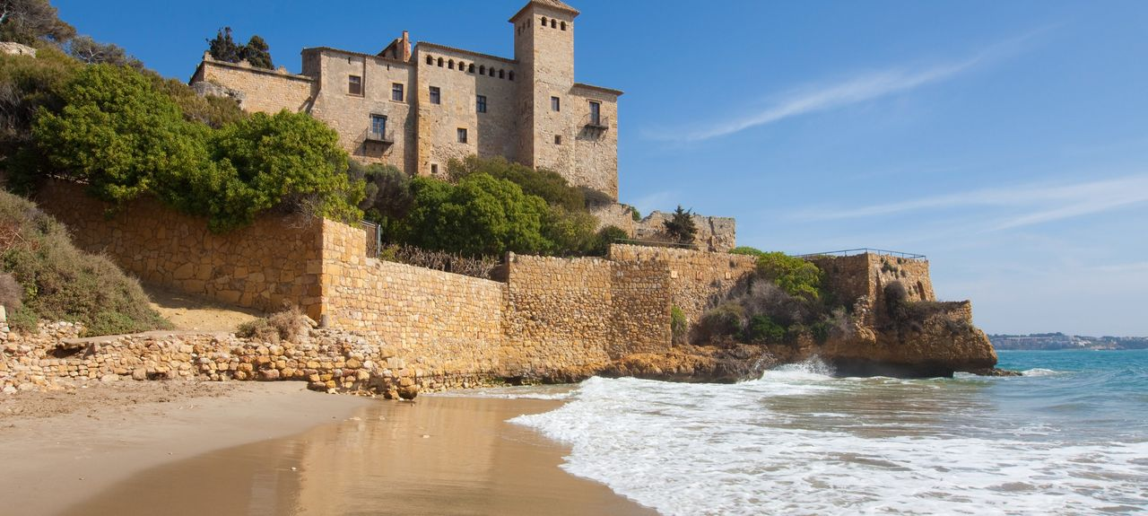 Costa Dorada, Tarragona, Spain