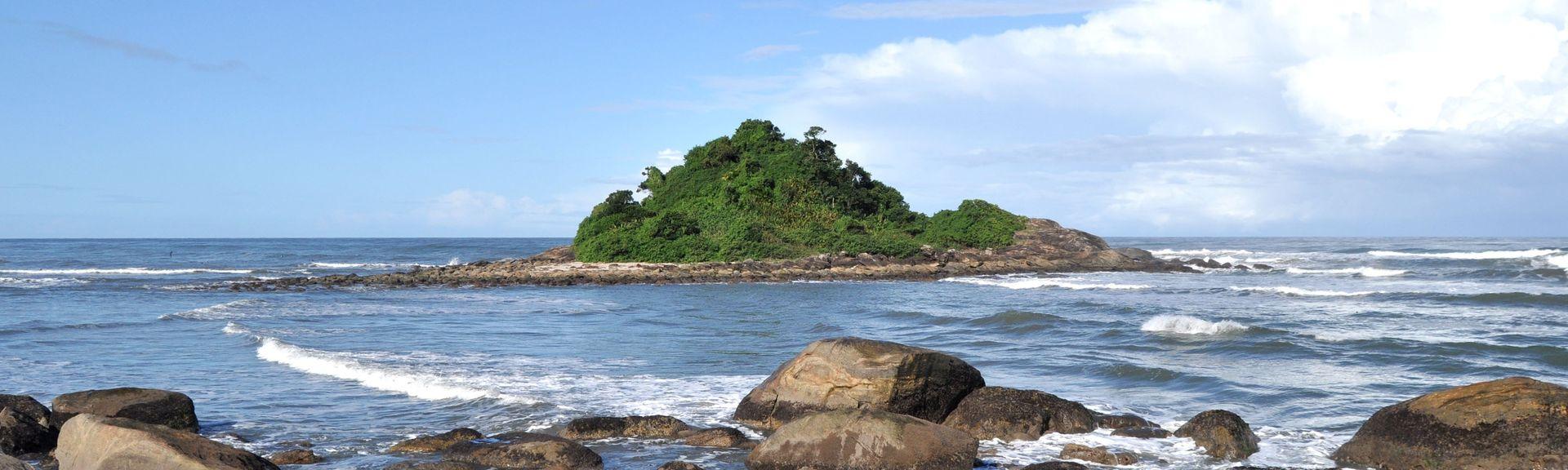 Mongaguá, Regione sudorientale, Brasile