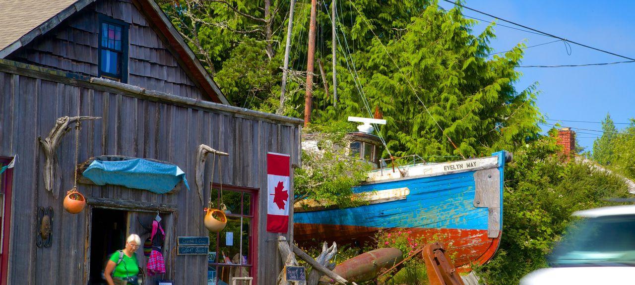 Ucluelet, BC, Canada