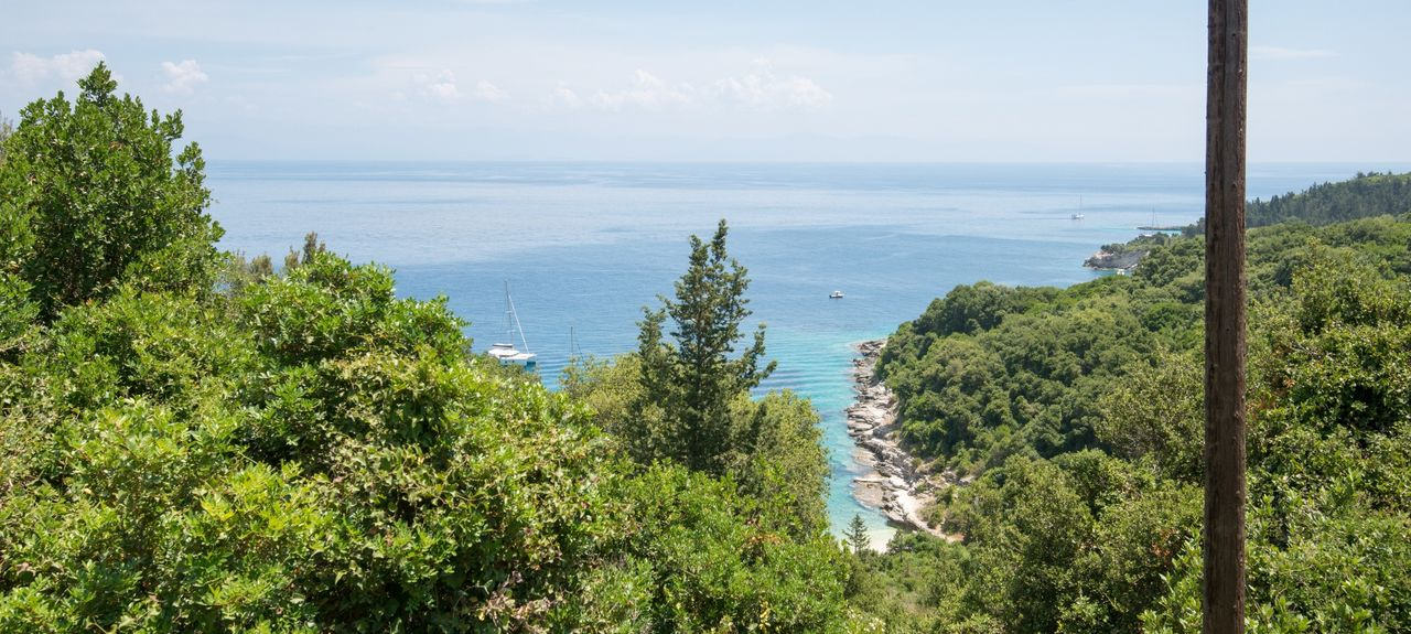 Longos, Corfu Regional Unit, Peloponnese, West Greece and Ionian Sea, Hellas