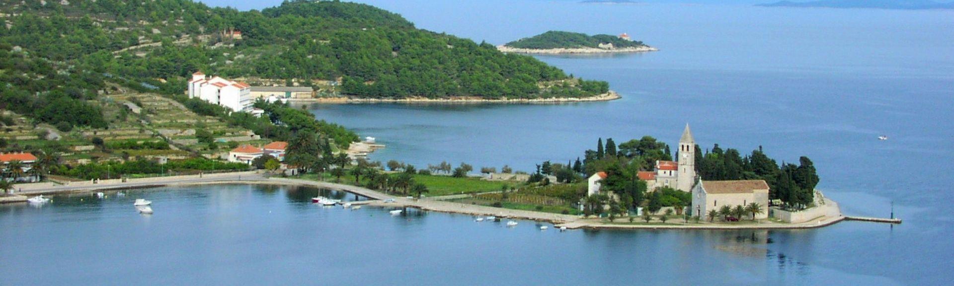 Vis Island, Split-Dalmacia, Croacia
