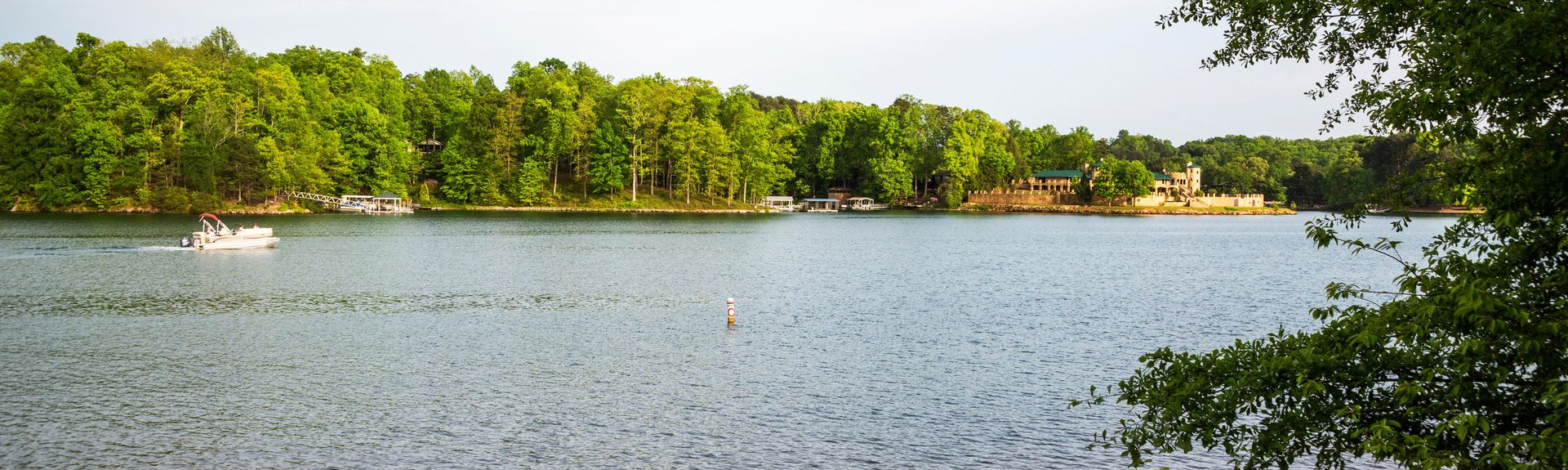 Lake Keowee, South Carolina, USA
