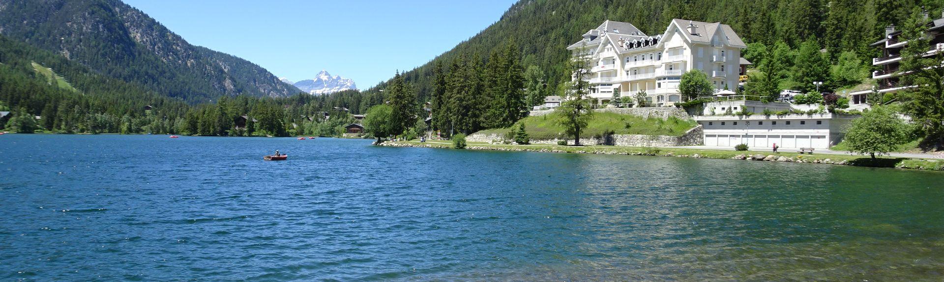 La Fouly, Orsières, Valais, Suisse