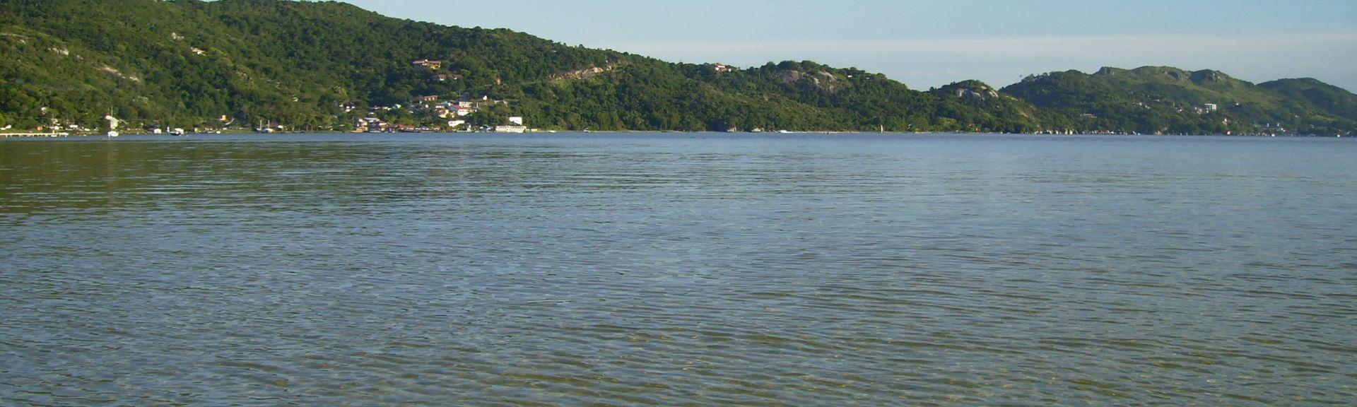 Barra da Lagoa, Florianópolis, Santa Catarina, Brasil