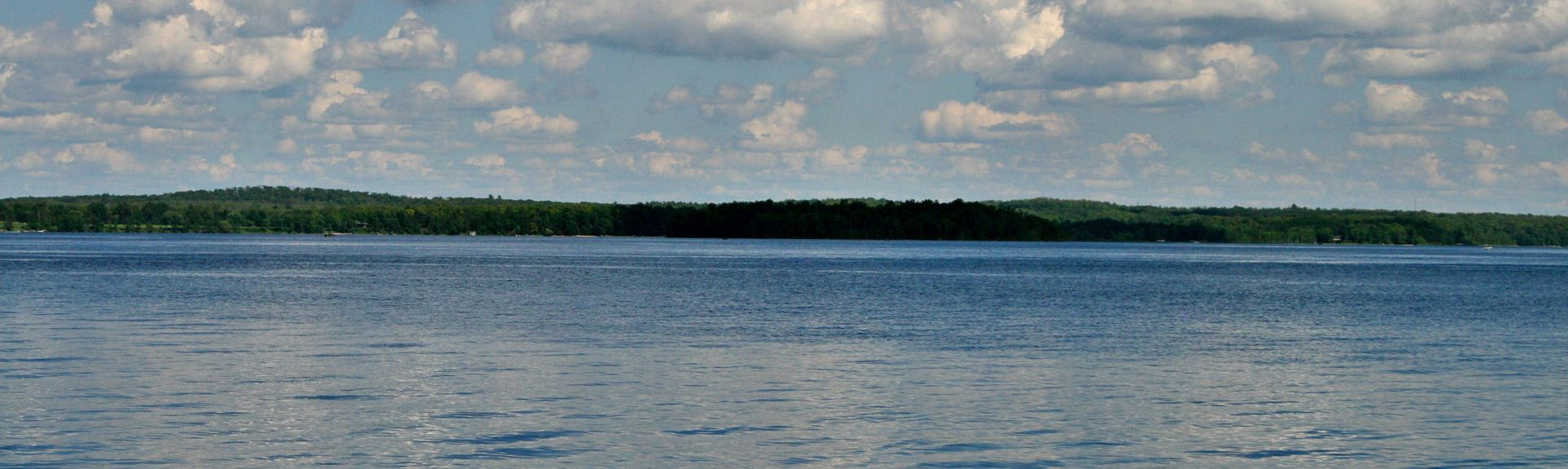 Pokegama Lake, MN, USA