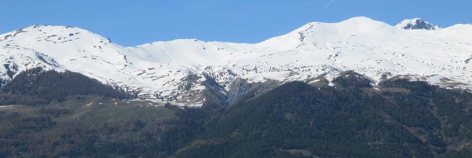 Área de esquí  La Thuile, La Thuile, AO, Italia
