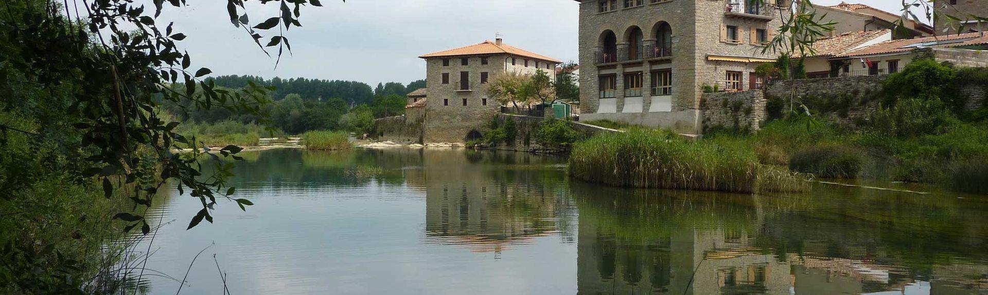 Guesálaz - Gesalatz, Navarre, Spain
