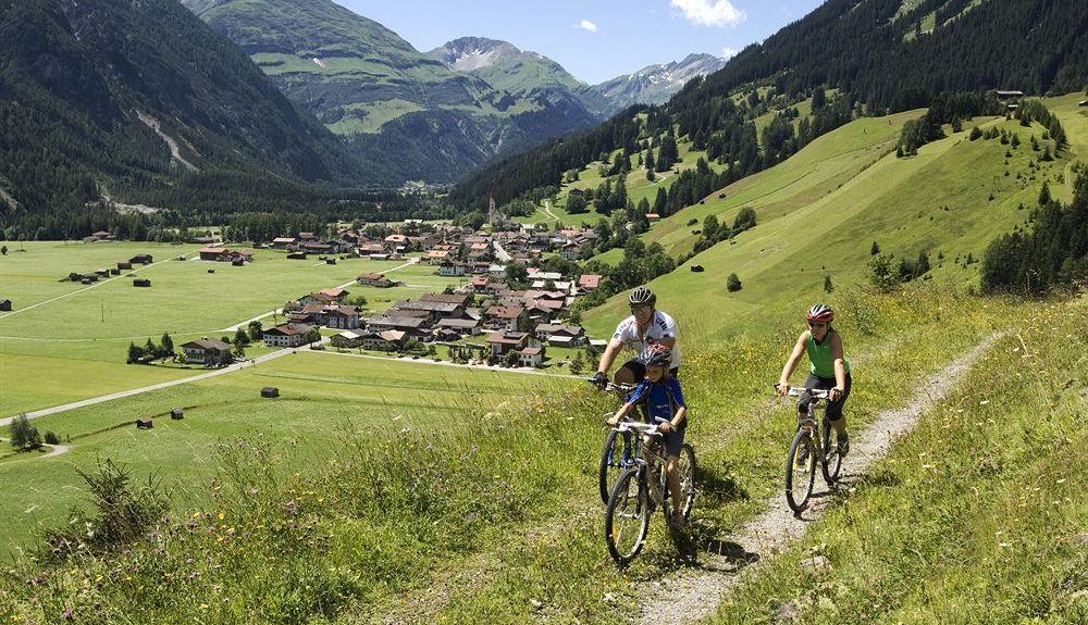 Arlberg, Saint Anton am Arlberg, Austria