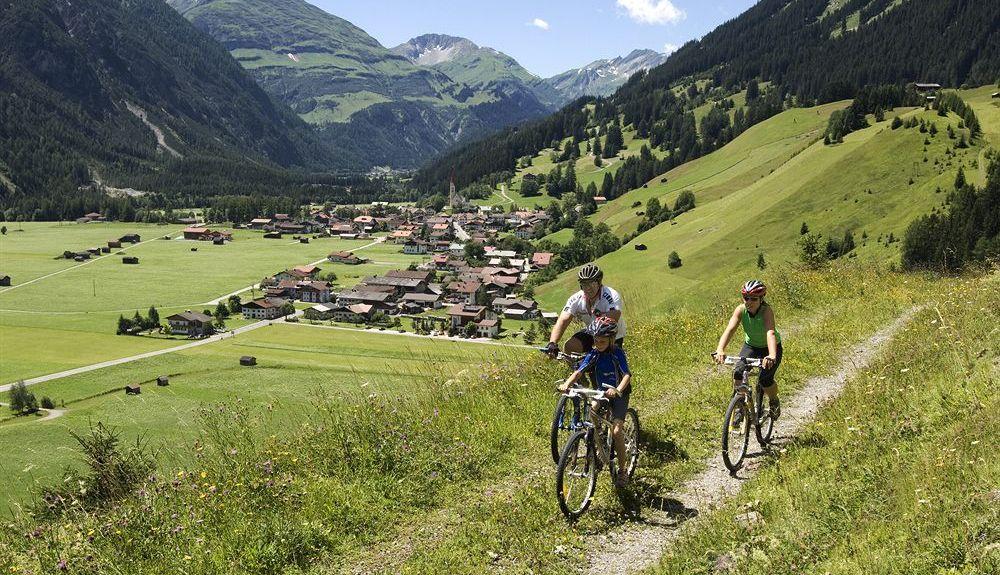 Hirschegg, Vorarlberg, Oostenrijk