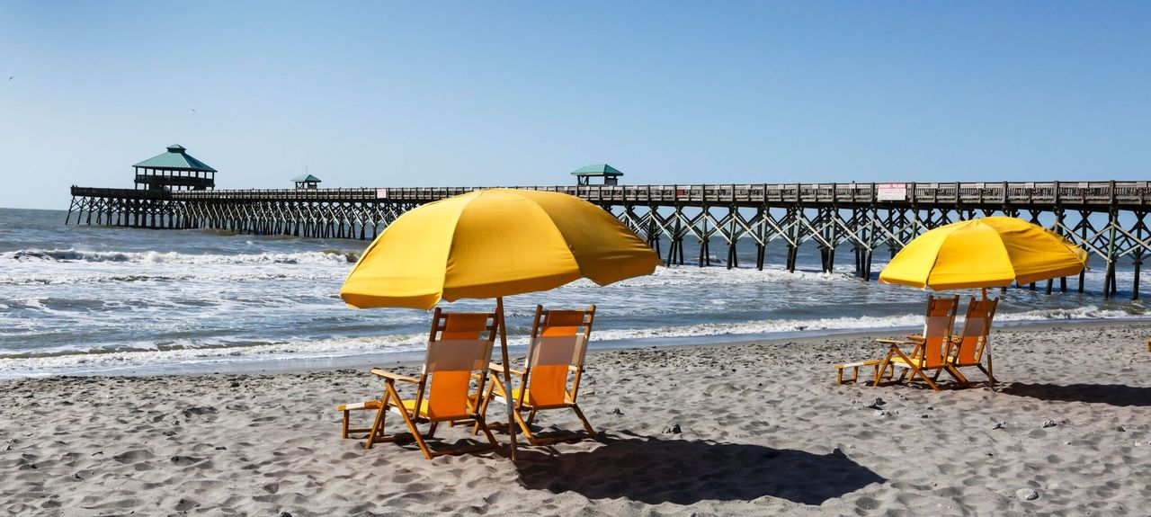 Folly Beach, SC, USA