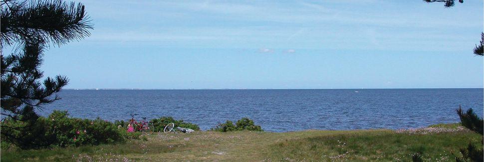 Skaven Strand, Tarm, Keski-Jyllannin alue, Tanska