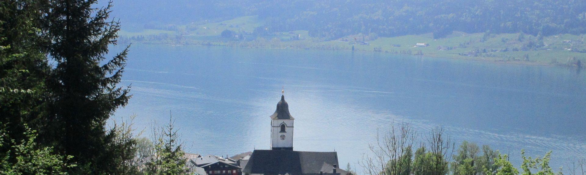 Fuschlsee, Austria