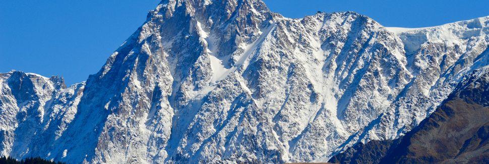 Telesilla Chamonix - Planpraz, Chamonix-Mont-Blanc, Auvernia-Ródano-Alpes, Francia
