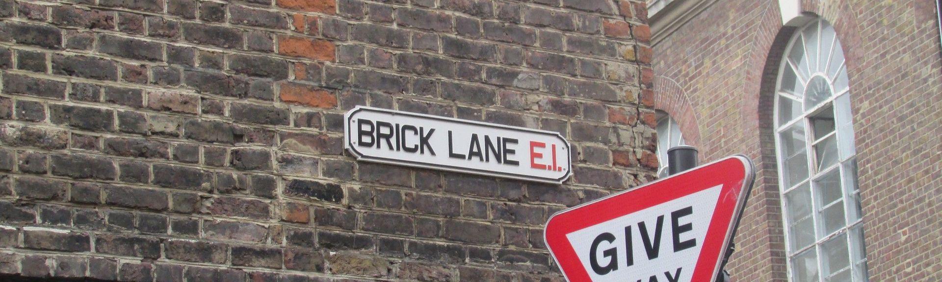Spitalfields, London, England, Storbritannien
