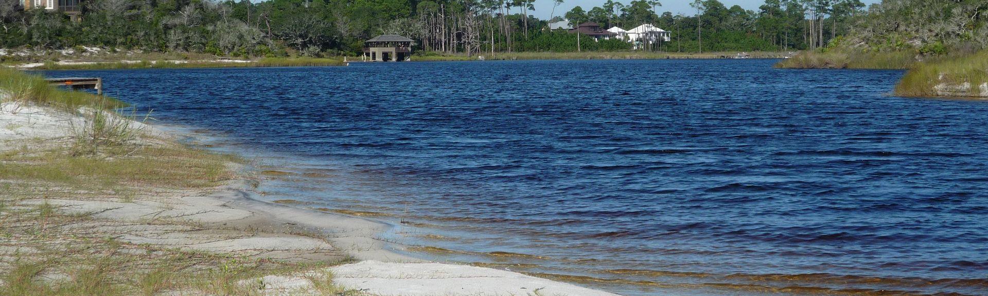 Old Florida Beach (Santa Rosa Beach, Florida, Estados Unidos)