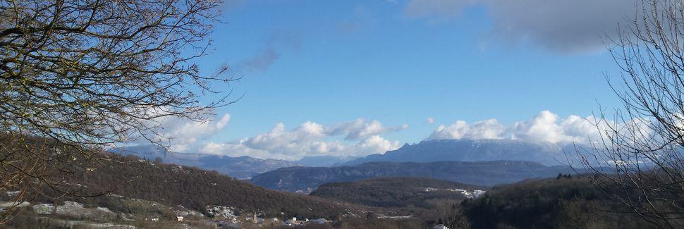 Belley, Auvergne-Rhône-Alpes, Frankreich