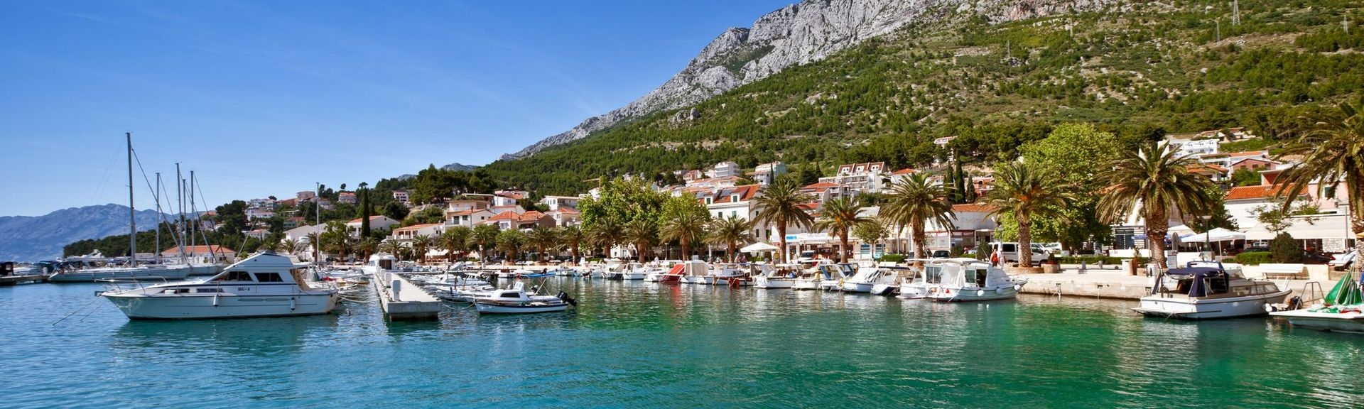 Baška Voda, Split-Dalmatia, HR