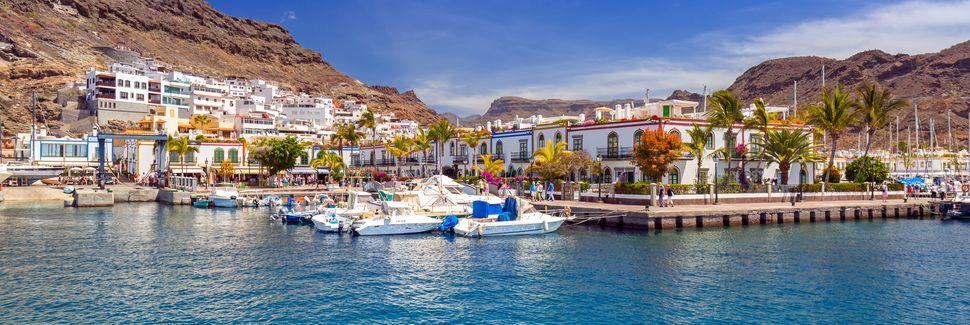 Puerto de Mogán, Kanariansaaret, Espanja