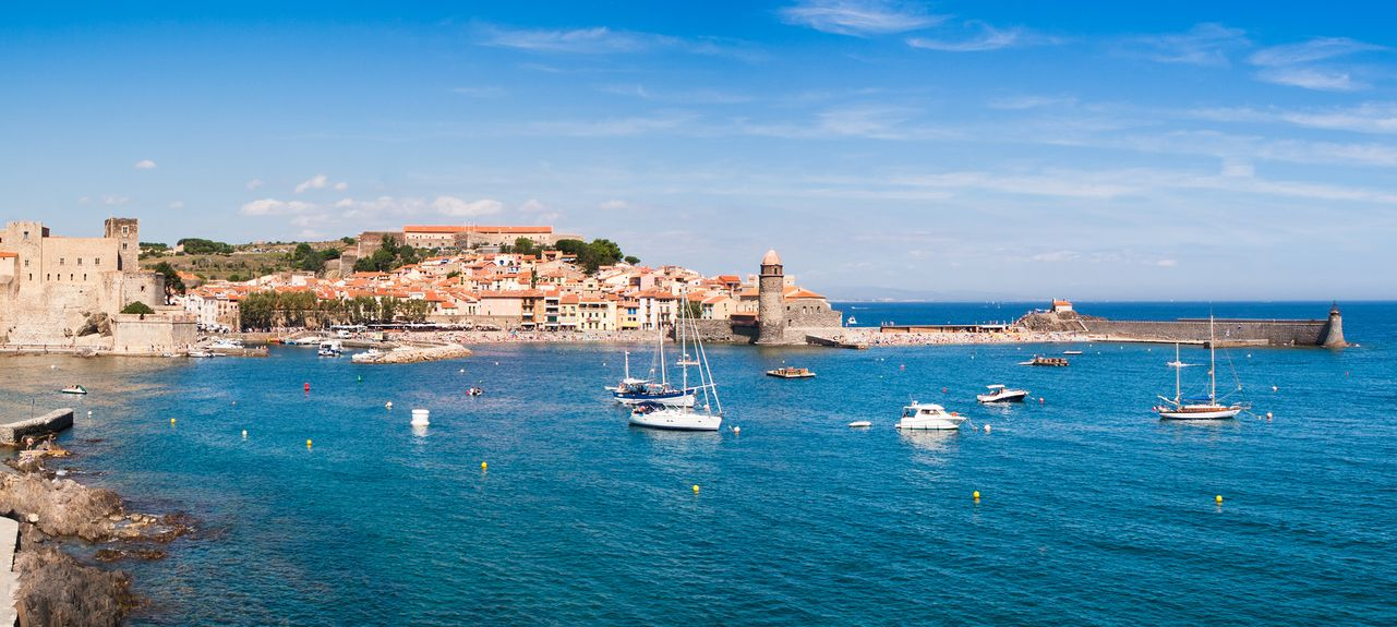 Collioure, Occitanie, France