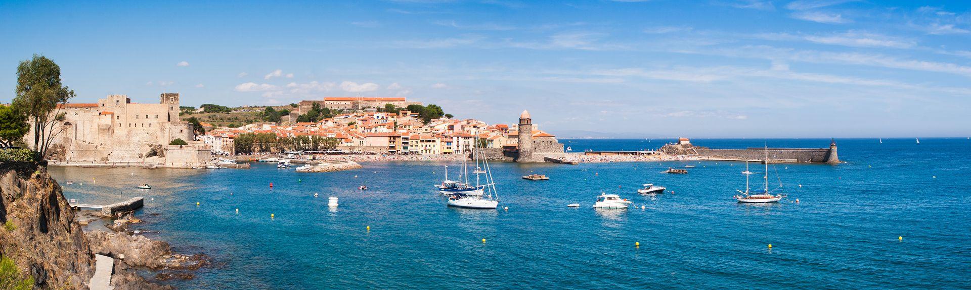Collioure, Occitanie, Frankreich