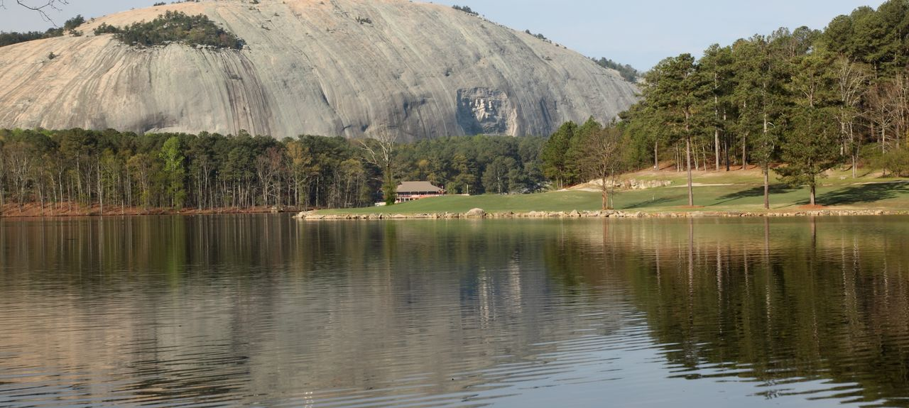 Stone Mountain State Park, NC, USA