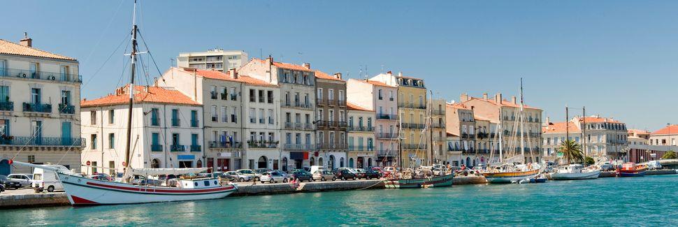 Sète, Occitania, Francia