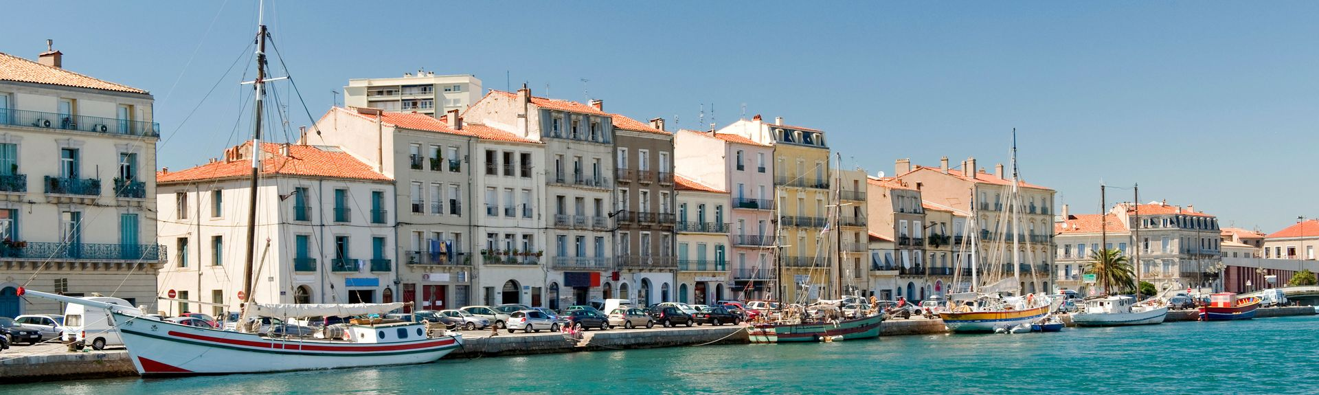 Sète, Herault (department), France