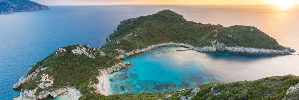 Agios Stefanos, Administração Descentralizada do Peloponeso, Grécia Ocidental e Ilhas Jónicas, Grécia