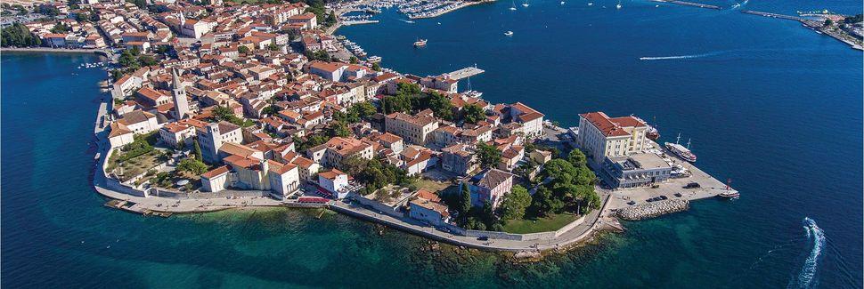 Lanterna, Tar, Gespanschaft Istrien, Kroatien