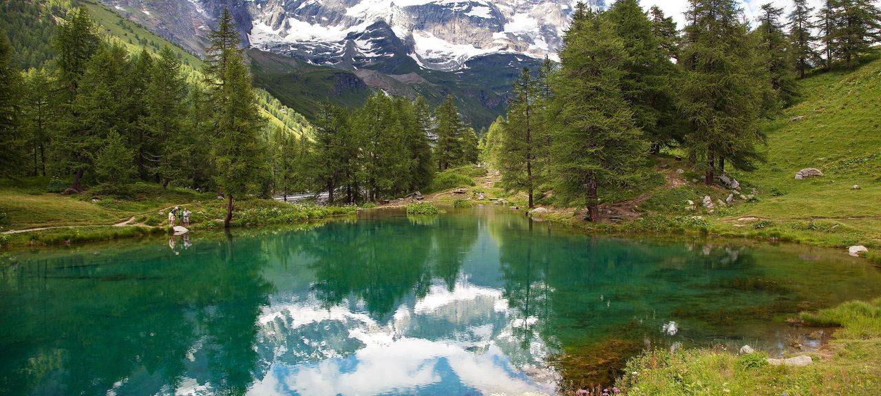 Cervinia, Valle d'Aosta, Italia