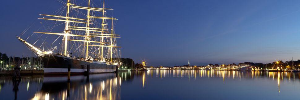 Prefeitura de Lübeck, Lübeck, Schleswig - Holstein, Alemanha