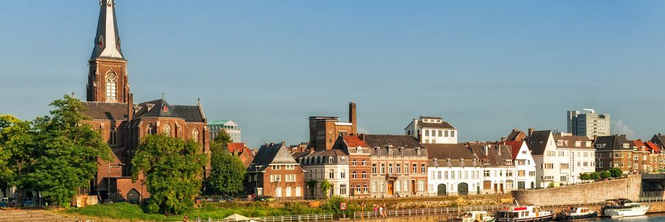 Maastricht, Limburgo, Holanda