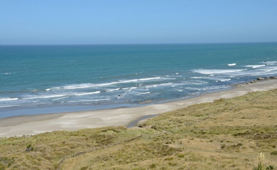 Castlepoint Beach, Masterton, New Zealand