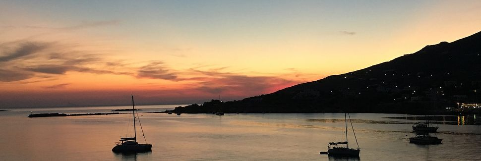 Ano Siros, Les îles Égéennes, Grèce